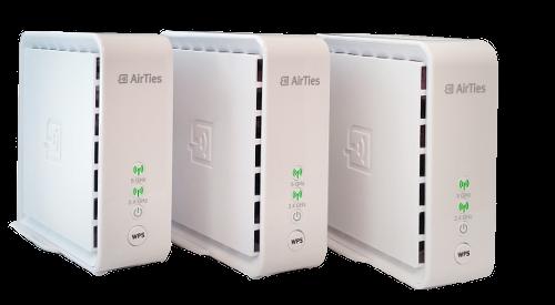 AirTies boligpakke: Mesh-nettverk rett ut av boksen