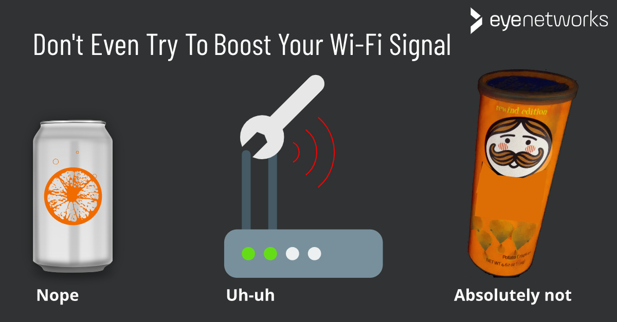 Why Boosting Your Wi-Fi Signal Is a Bad Idea