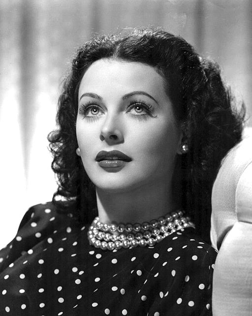 Hedy Lamarr, Hollywood star and multi-talent