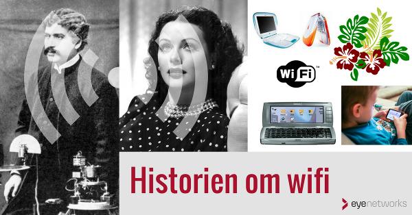 Historien om wifi