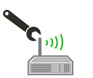 Do not adapt the antennas of your wireless equipment to amplify the signals.
