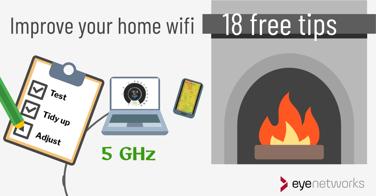 Better Home Wi-Fi: 18 Free Tips