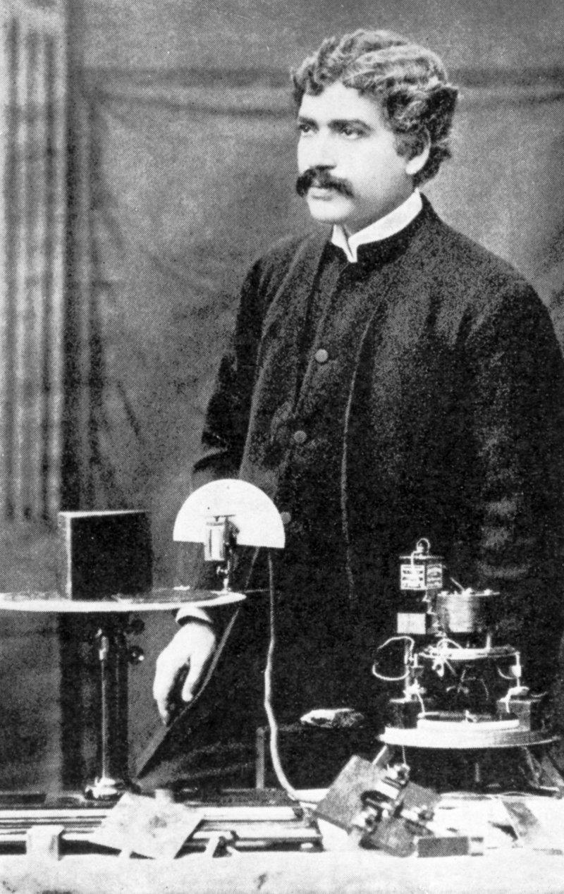 Jagadish Chandra Bose, bengalsk forsker