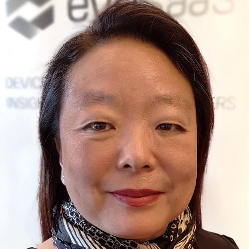 Linda Firveld, Eye Networks Head of Business Development