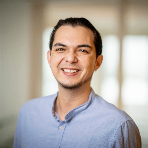 Michael Aguilar, Eye Networks Sales Account Manager