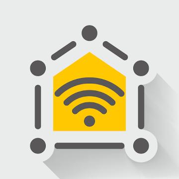 MPro Mesh App Logo
