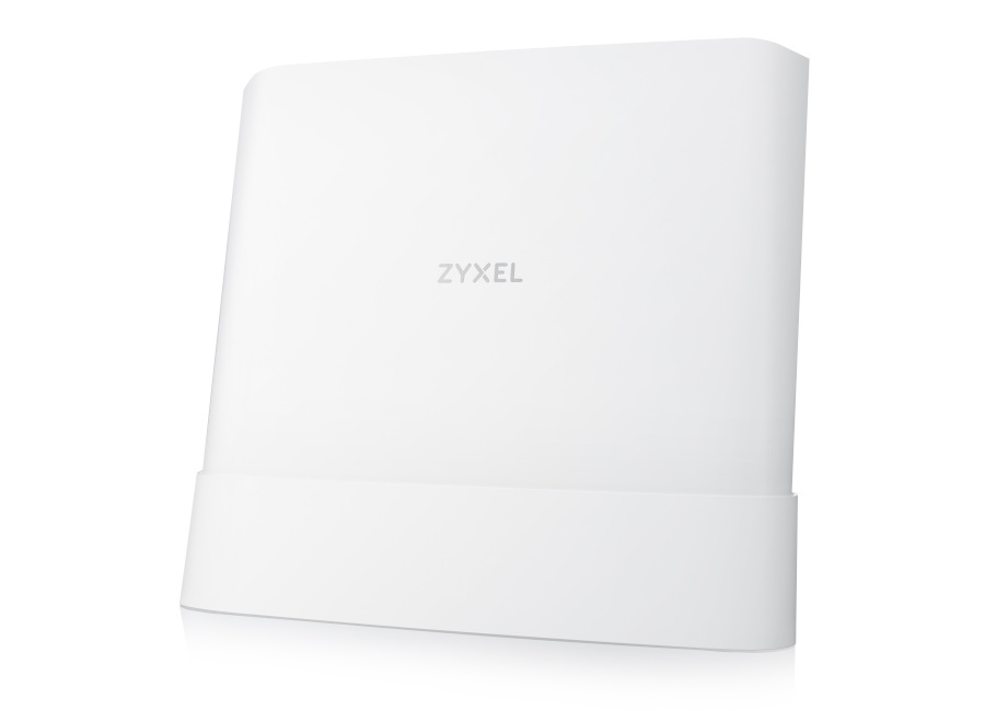 Zyxel AX7501-B0 seen from the front